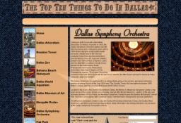 The Top Ten Things To Do In Dallas